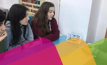 Toplum Gönüllüleri Vakfı Okulumuz Öğrencilerine Meslek Tanıtımı Yaptı.