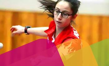 Öğrencilerimizden Özge Yılmaz Ülkemizi temsil ettiği Masa Tenisi Büyükler Balkan Şampiyonasında Romen Rakibini 4-3 yenerek şampiyon olmuştur.