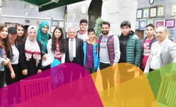 9A Sınıfımızın Kayseri İslam Tarihi Eserleri Gezisinden Kareler.