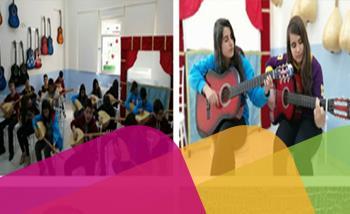 Genç Sultan Kolejinin Sanat Atölyelerinde Sanatçılar Yetiştiriliyor