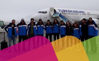 Öğrencilerimizden Aydan Nur Karakulak Slovenya'da düzenlenecek Gençler Dünya Şampiyonasında TÜRKİYE'yi temsil edecek.